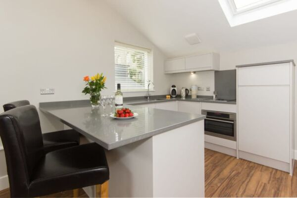 Dining Area, The Dales Serviced Apartments, Cambridge