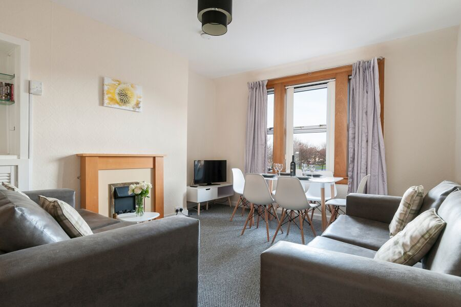 Clements Apartment - Musselburgh, East Lothian