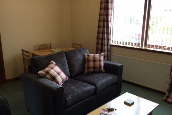 Living Area, Aberlady Serviced Accommodation, Aberlady