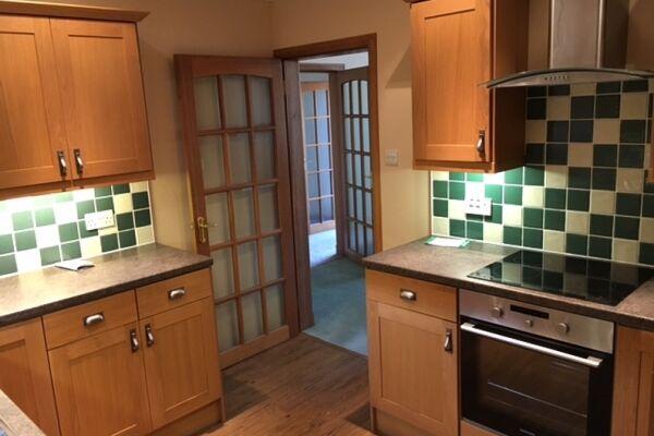 Kitchen, Aberlady Serviced Accommodation, Aberlady