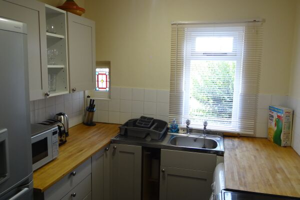 Kitchen, East Linton 3 Serviced Accommodation, East Linton
