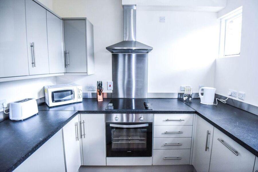 Kingston Villas Apartments - Hull, United Kingdom