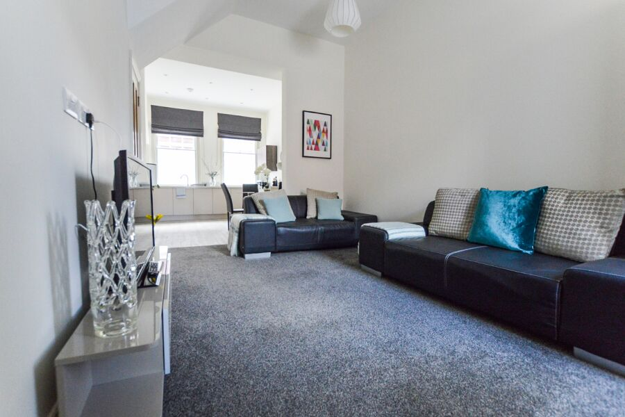 Friar Lane Chambers Accommodation - Leicester, United Kingdom