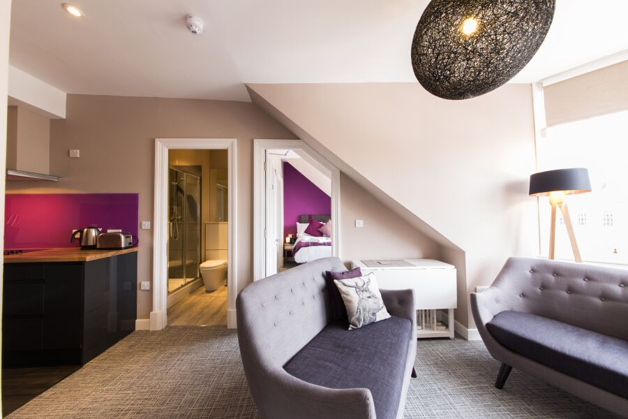 Hanover Street Apartments  - Edinburgh, United Kingdom