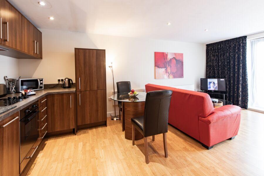 Commercial Street Apartments - Birmingham, United Kingdom