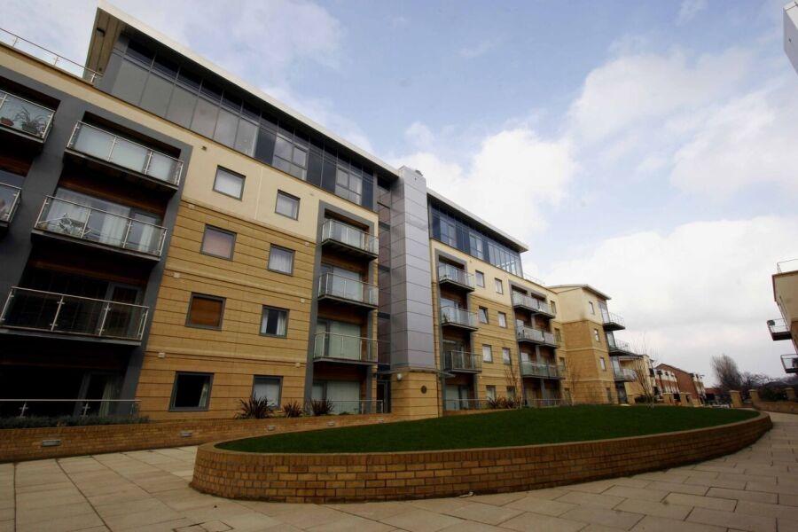 The Oval Apartment - Newcastle, United Kingdom
