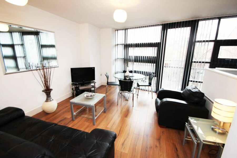 Friarsgate Apartments - Newcastle, United Kingdom