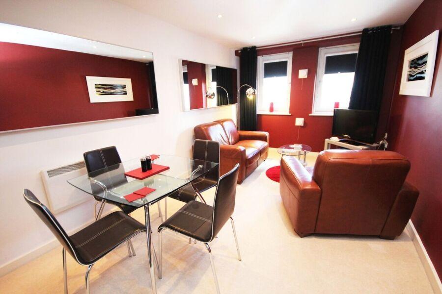 City Quadrant Apartments - Newcastle, United Kingdom