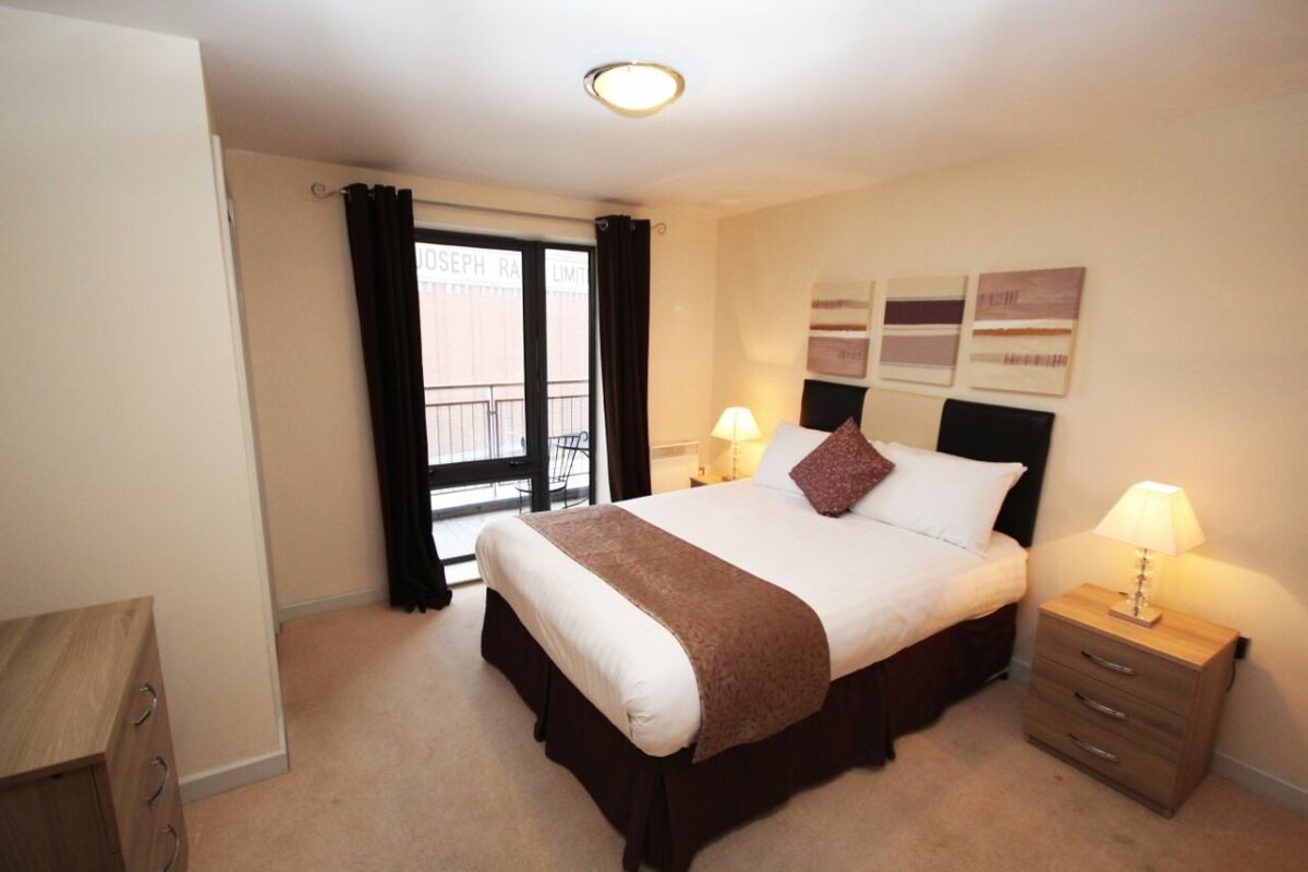 Baltic Quays Apartments in Newcastle | SITU Accommodation
