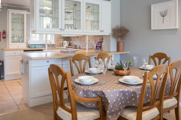 Dining Area, Irel Serviced Accommodation, Cirencester