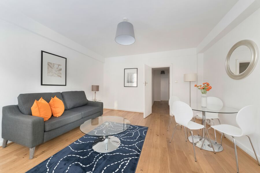 Dolphin Corporate Living Accommodation - Pimlico, Central London