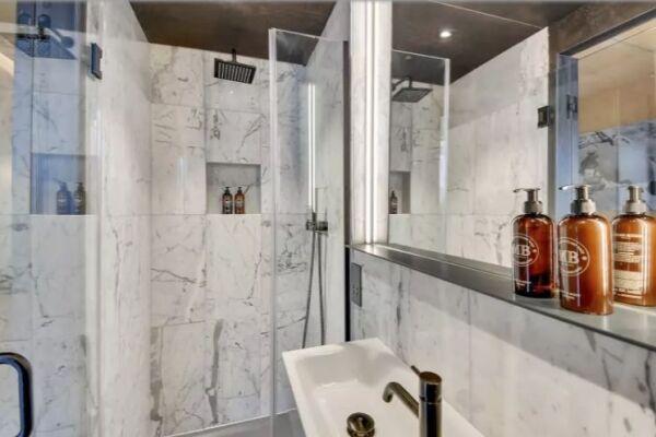Bathroom, Stow-Away Waterloo Serviced Accommodation, London