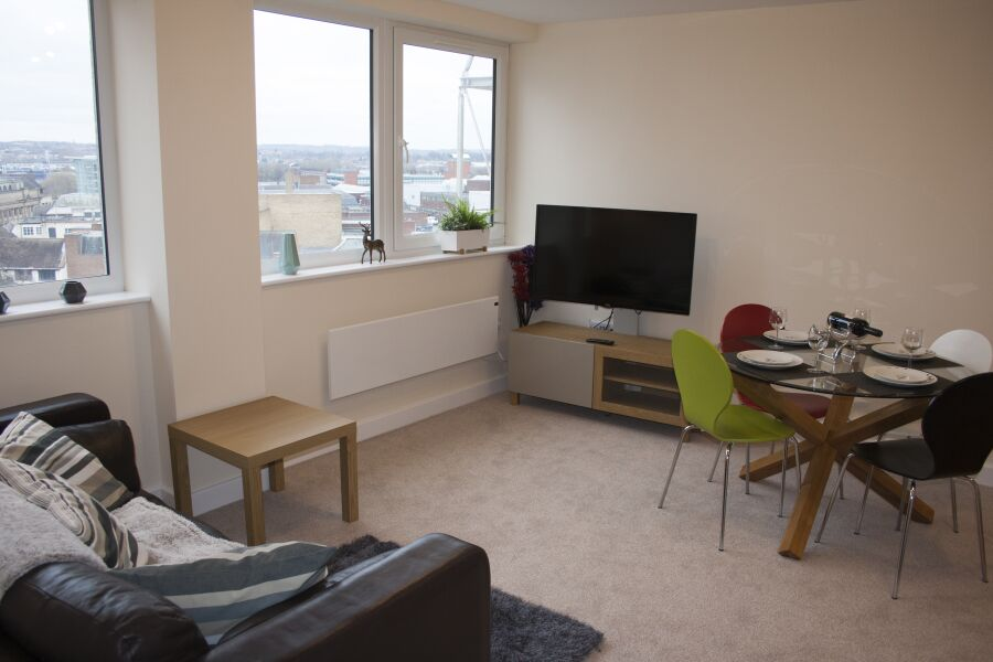 St Peters View Apartment - Derby, United Kingdom