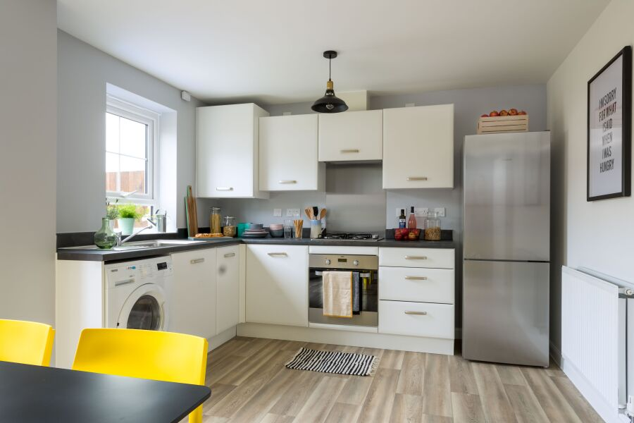 Scandi House Accommodation - Coventry, United Kingdom