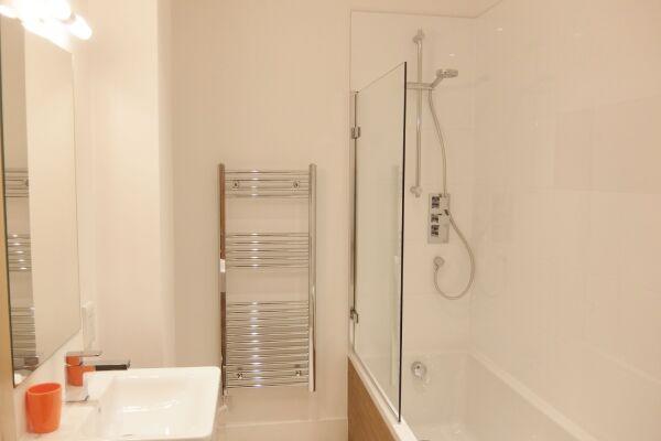 Bathroom, Twickenham Fraser Serviced Apartments, London