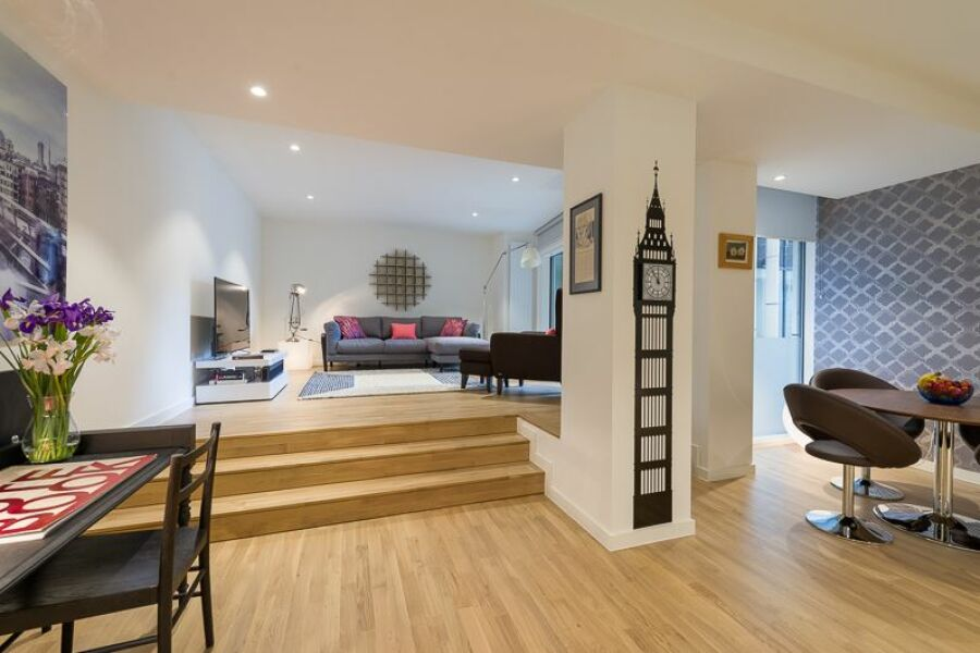 Eye of London Apartment - Holborn, Central London