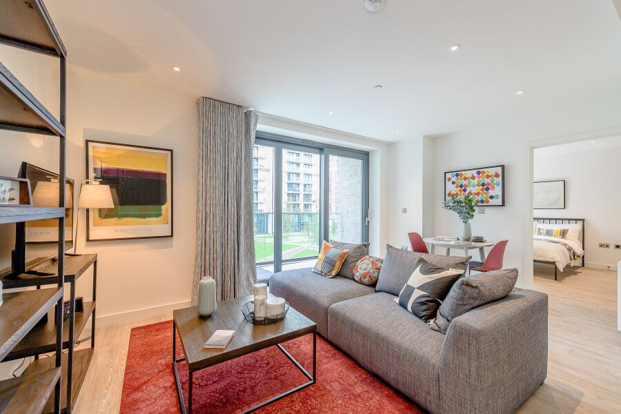 Wembley Park 3 Bed Apartments - Wembley, North West London