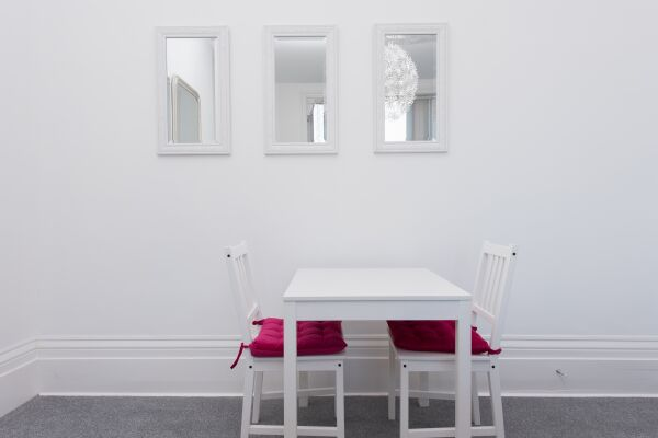 Dining Area, Bay View Serviced Apartments, Broadstairs, Kent