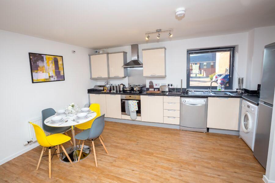 Somerset Walk Apartment - Milton Keynes, United Kingdom
