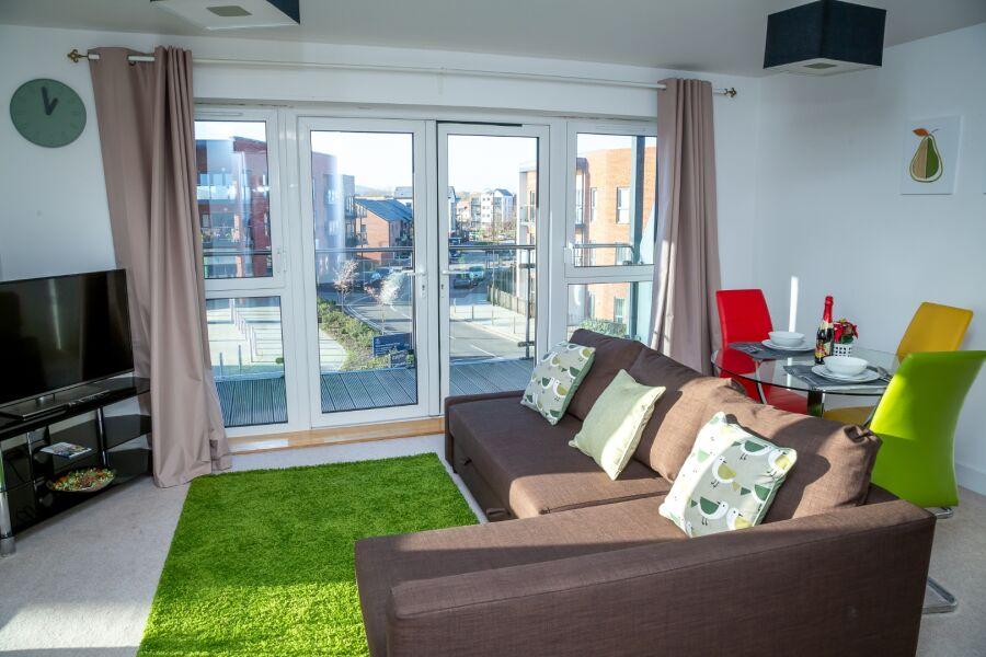 Atlas Way Apartment - Milton Keynes, United Kingdom