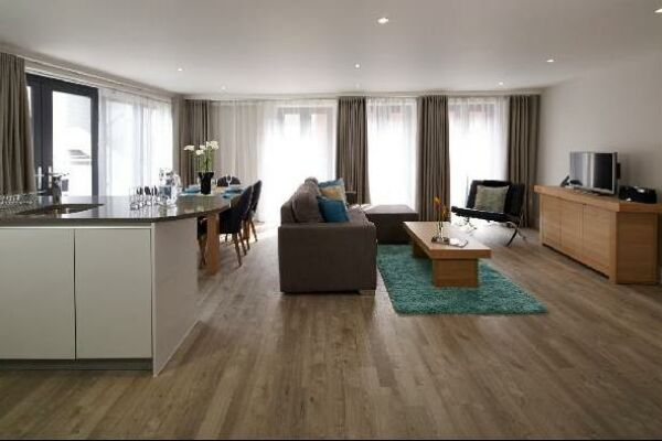 Lounge, Great Tower Street Serviced Apartments, London