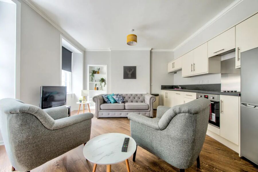 Thistle Street Apartment - Edinburgh, United Kingdom