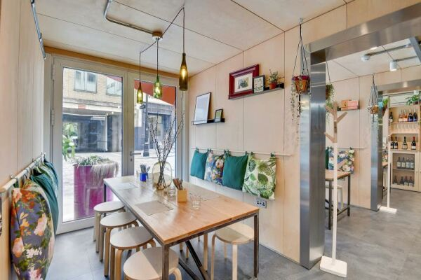 Dining Area, Stow-Away Waterloo Serviced Accommodation, London