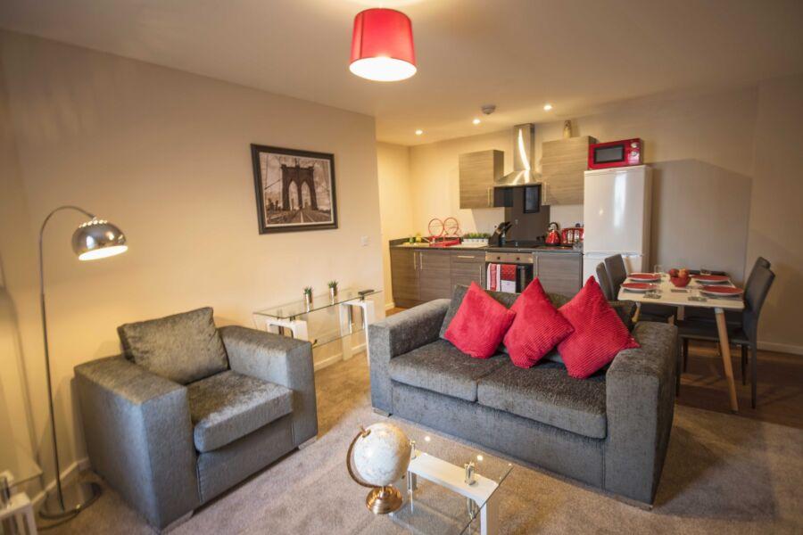 Park Rise Apartments (CR) - Manchester, United Kingdom