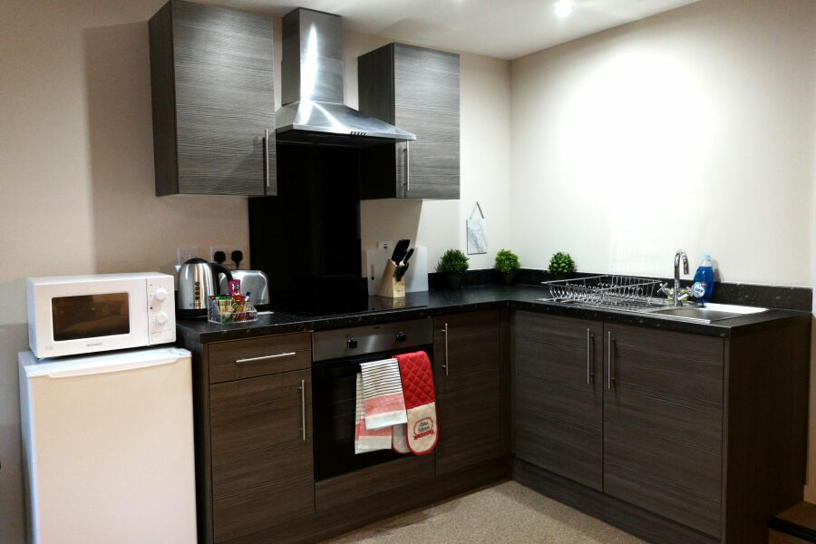 Metropolitan House Apartments - Manchester, United Kingdom
