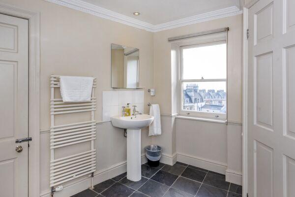 Bathroom, Ivory Serviced Apartment, Bath