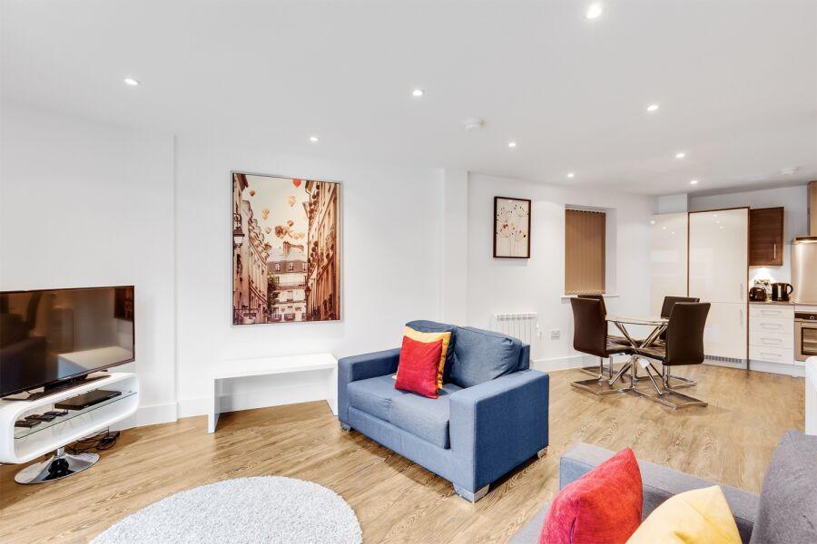 The Foundry Apartments - Birmingham, United Kingdom