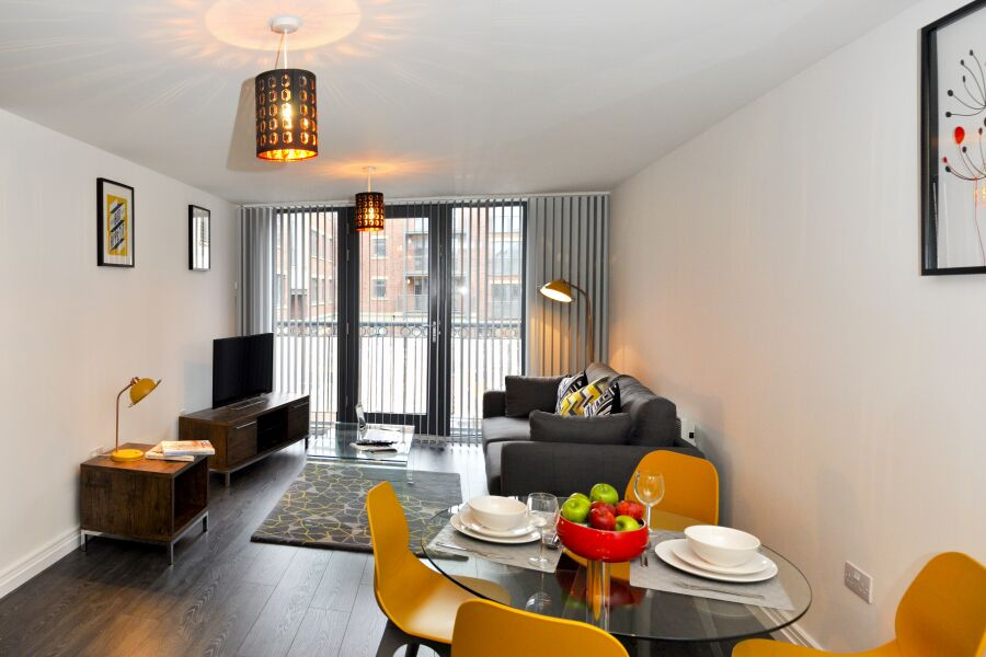 Metalworks Apartments  - Birmingham, United Kingdom