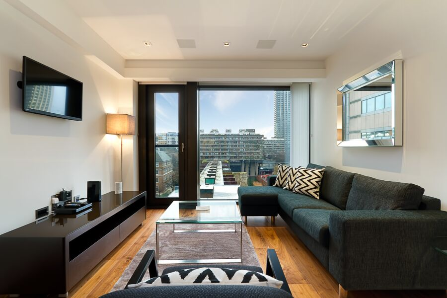 Roman House Apartments  - Barbican, The City