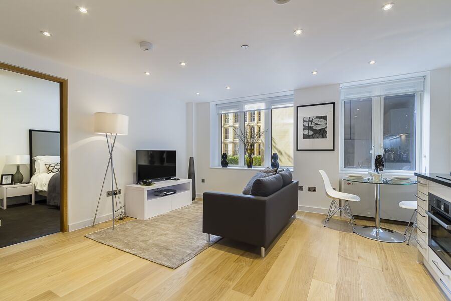 Fetter Lane Apartments - Temple, The City