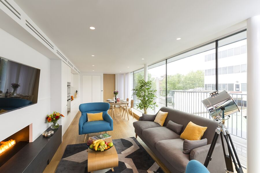 Holborn Apartments - Holborn, Central London