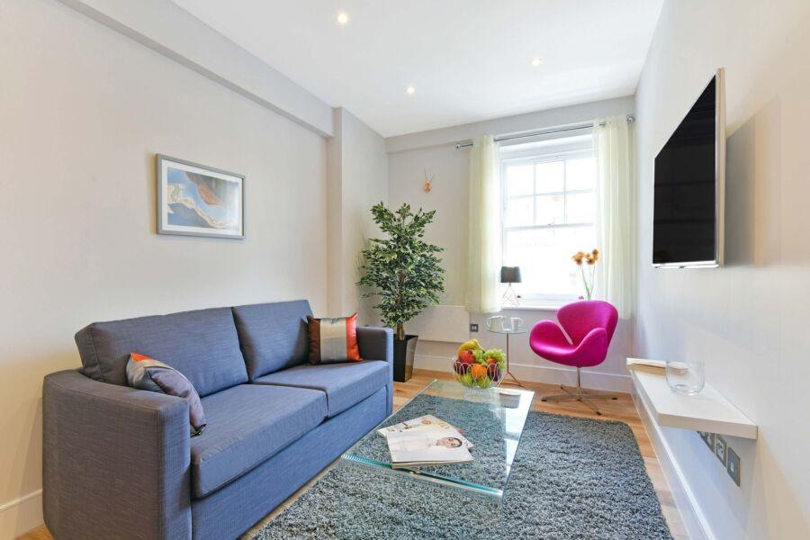 Marlborough House Apartments - West Hampstead, North London