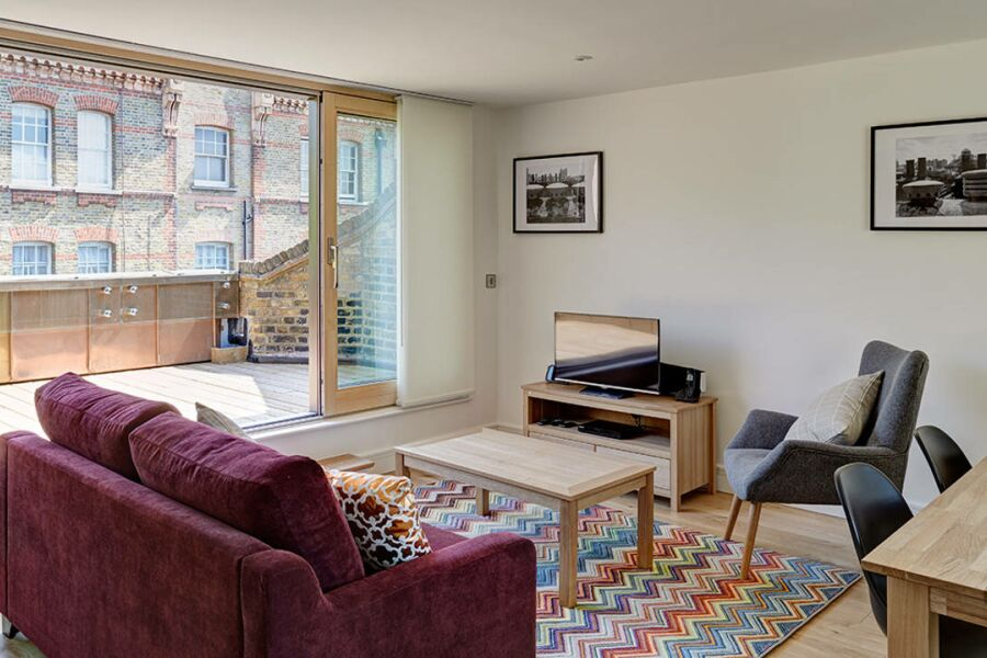 Lambeth North Apartments - Lambeth, Central London