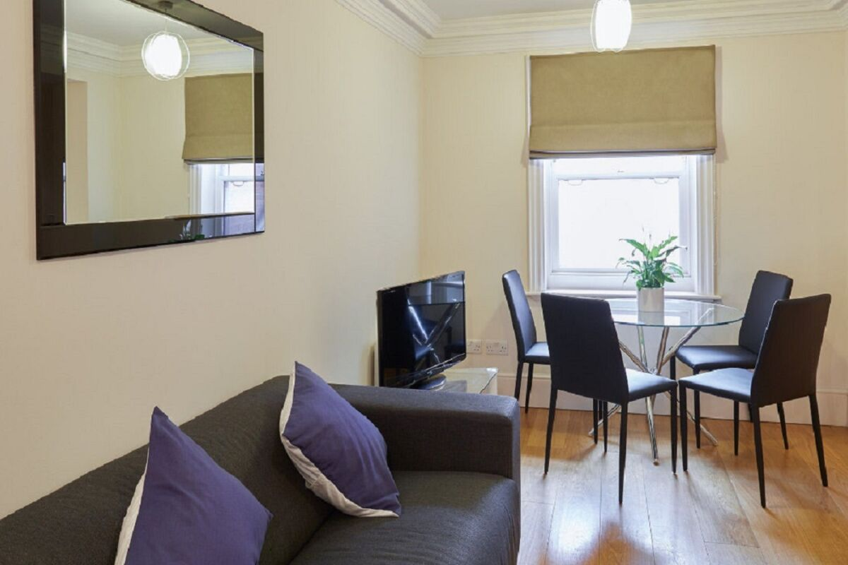 Living Ares, Leicester Square Serviced Apartments, Leicester Square, London