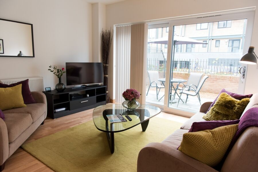Flamsteed Close Apartments - Cambridge, United Kingdom