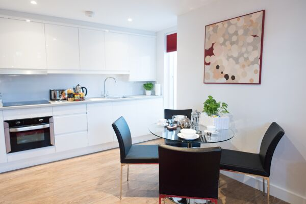 Dining Area, Jubilee House Serviced Apartments, Cambridge