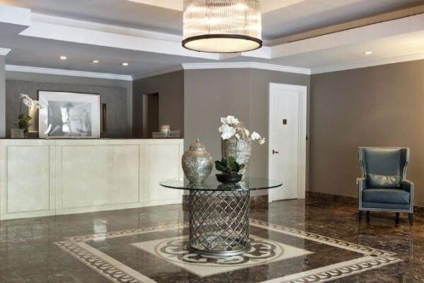 Reception, The Metro Serviced Apartments, White Plains, New York