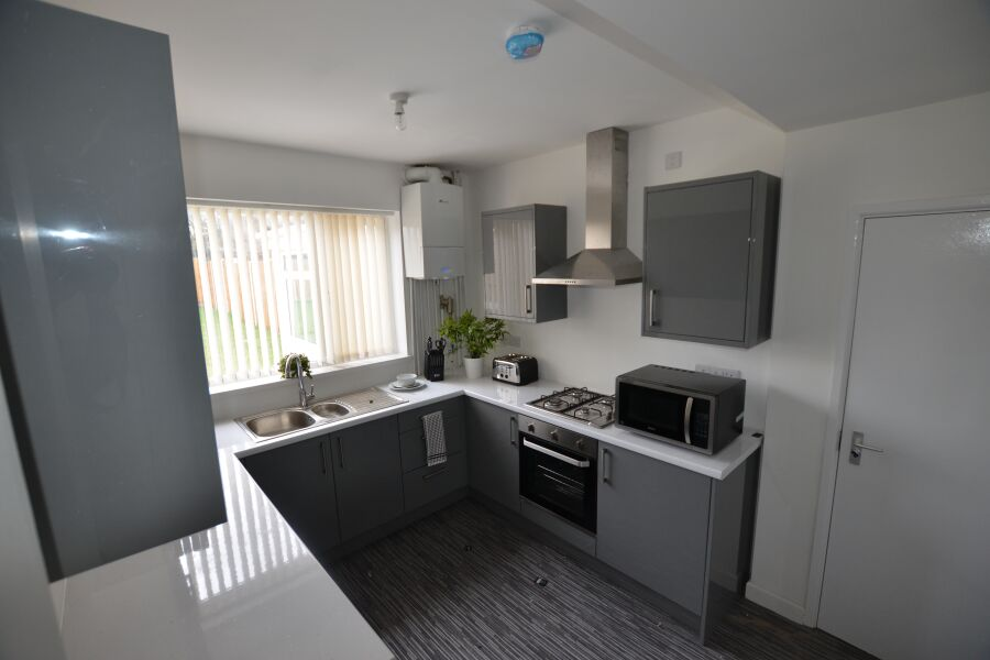 The Prestwood Apartment - Wolverhampton, United Kingdom
