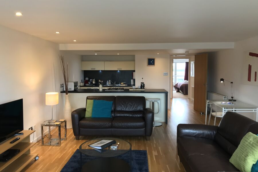 Tolbooth Sofa Apartments - Glasgow, United Kingdom