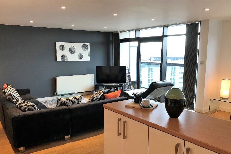 Clyde Arc Apartment - Glasgow, United Kingdom