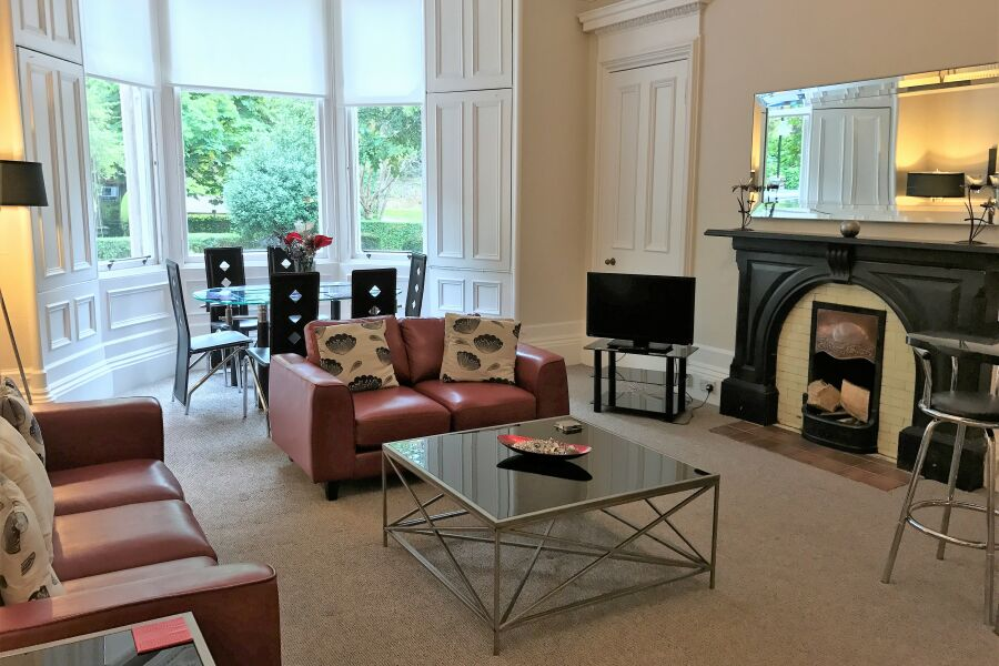 Rosslyn Terrace Apartment - Glasgow, United Kingdom
