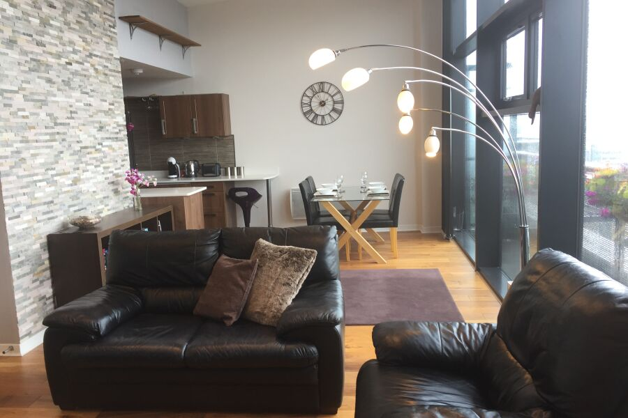 Exhibition Apartments - Glasgow, United Kingdom