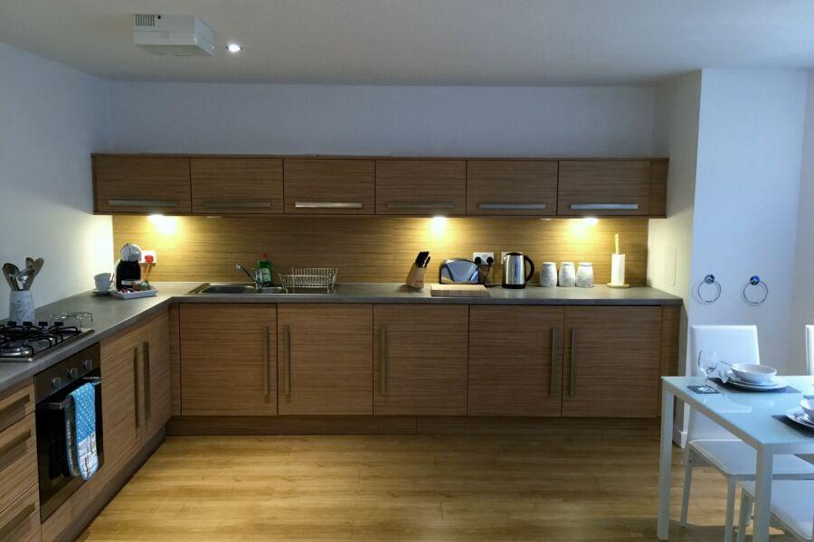 Bell Apartment - Glasgow, United Kingdom
