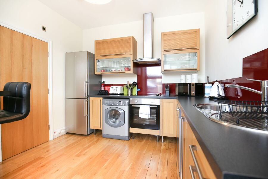 Jesmond Apartments - Newcastle, United Kingdom