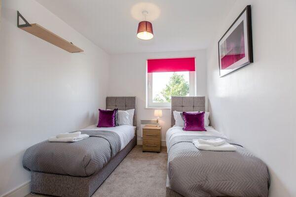 Orwell Apartment - Ipswich, United Kingdom