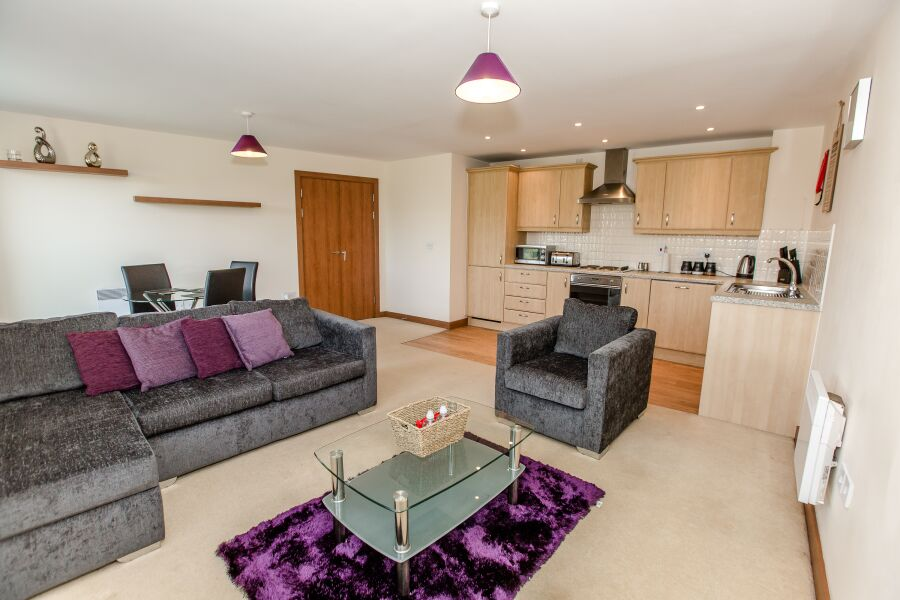 Riverview Apartment - Ipswich, United Kingdom